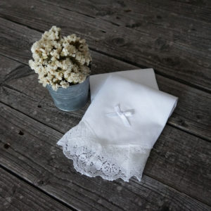 Ornate handkerchief