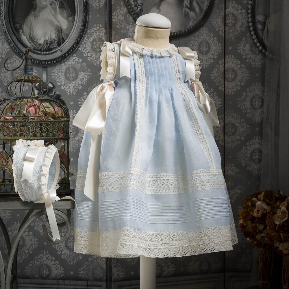 Gorgeous Italian cotton linen dress